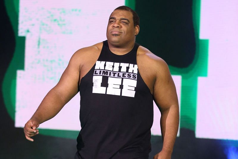 Keith Lee is the new no. one contender for the WWE Championship