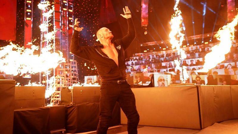 Randy Orton at TLC