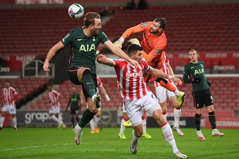 Stoke City vs Tottenham Hotspur - Carabao Cup Quarter-Final