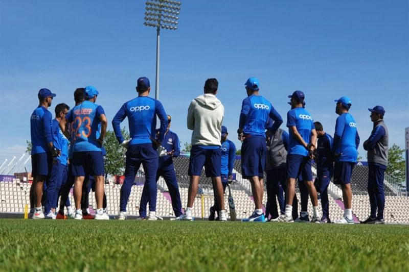 The Indian cricket team began training for the Boxing Day Test on Wednesday