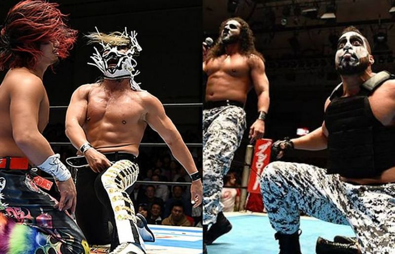 The NJPW BOSJ and WTL finals are set.