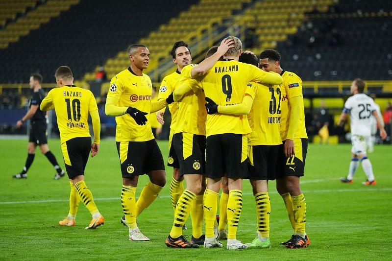 Borussia Dortmund v Club Brugge KV