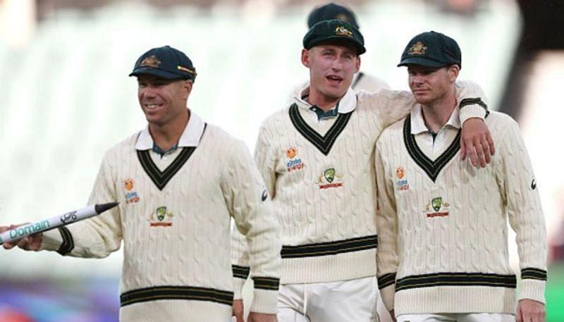 Sachin Tendulkar feels that David Warner, Steve Smith and Marnus Labuschagne