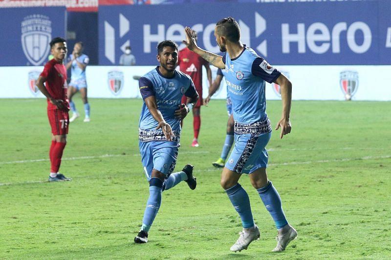 Aniket Jadhav was the hero for Jamshedpur FC today.