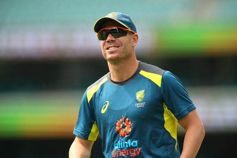 David Warner is eyeing a comeback in the second Test against India