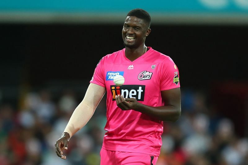 Jason Holder has been impressive in the BBL.
