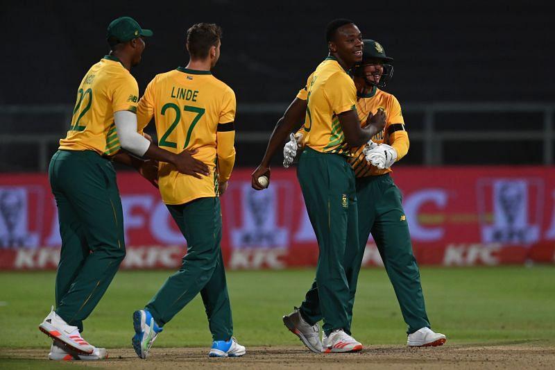 दक्षिण अफ्रीका क्रिकेट टीम