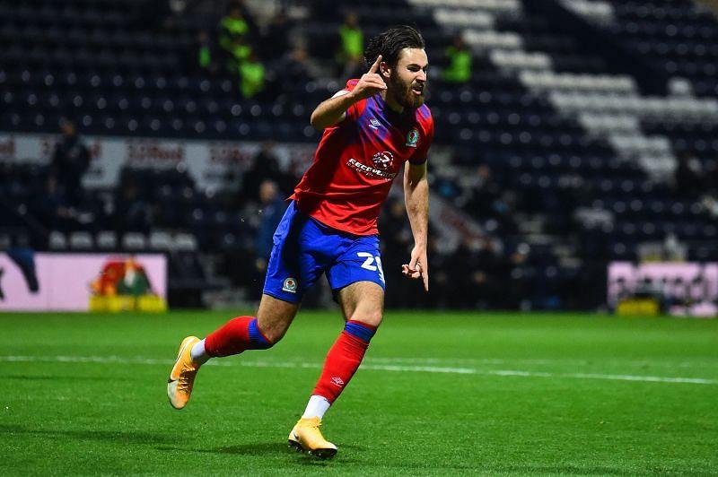 Blackburn Rovers play Huddersfield Town on Wednesday