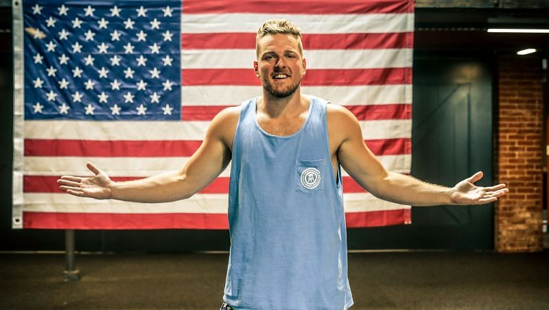 Pat McAfee has wowed the WWE Universe with his performances in NXT