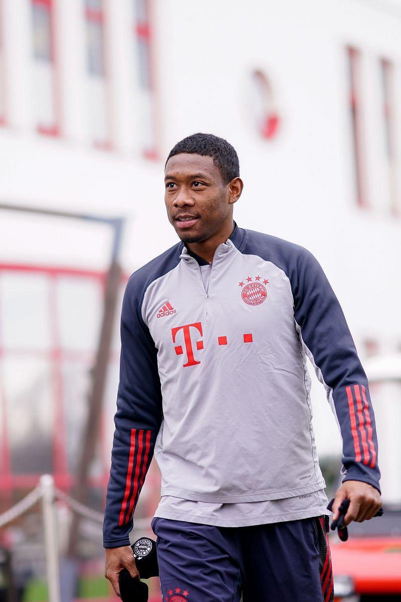 David Alaba looks set to leave Bayern Munich next summer