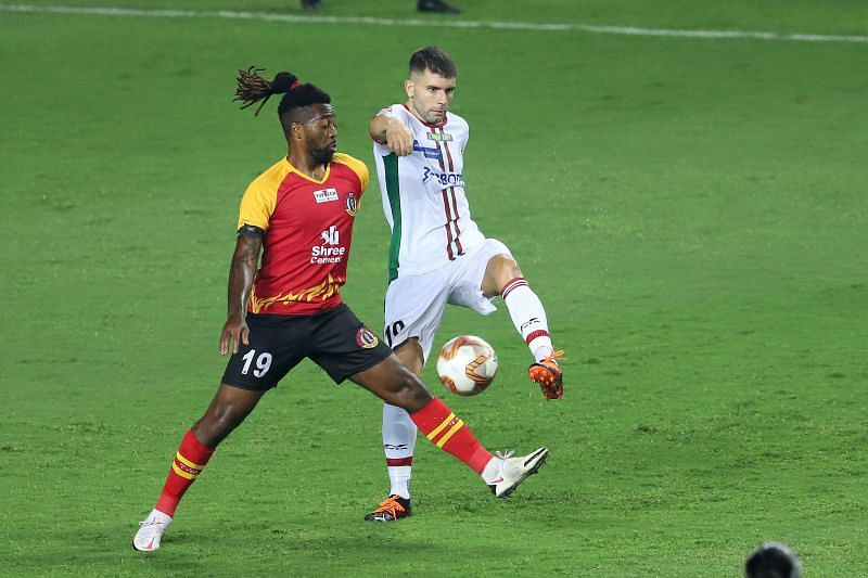 Jacques Maghoma - SC East Bengal