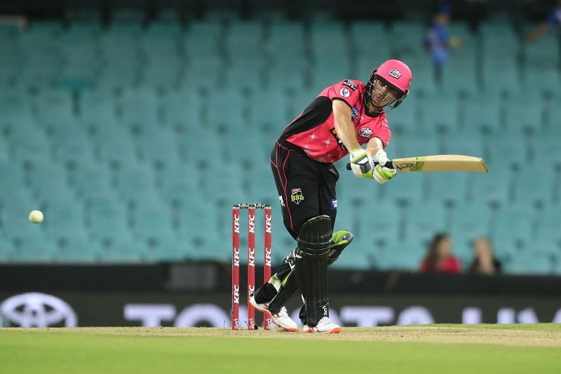 Daniel Hughes will lead the Sydney Sixers in their BBL opening match