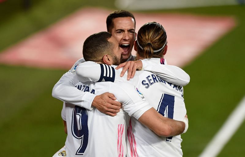 Vazquez and Ramos could leave the club on a free