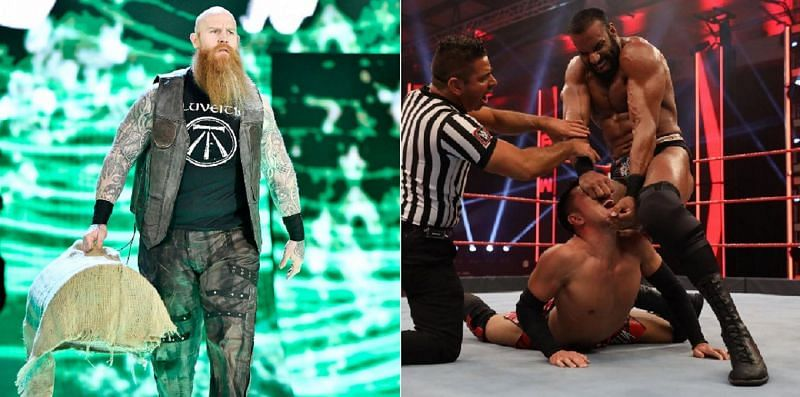 Which WWE moments in 2020 have you forgotten?