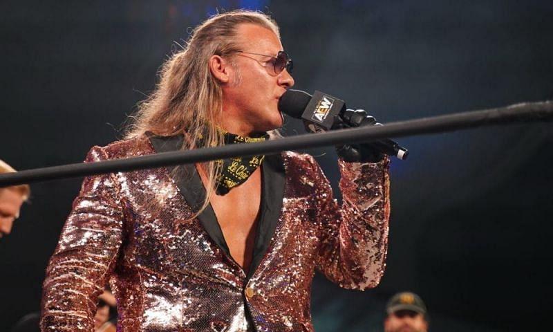 Jericho in AEW