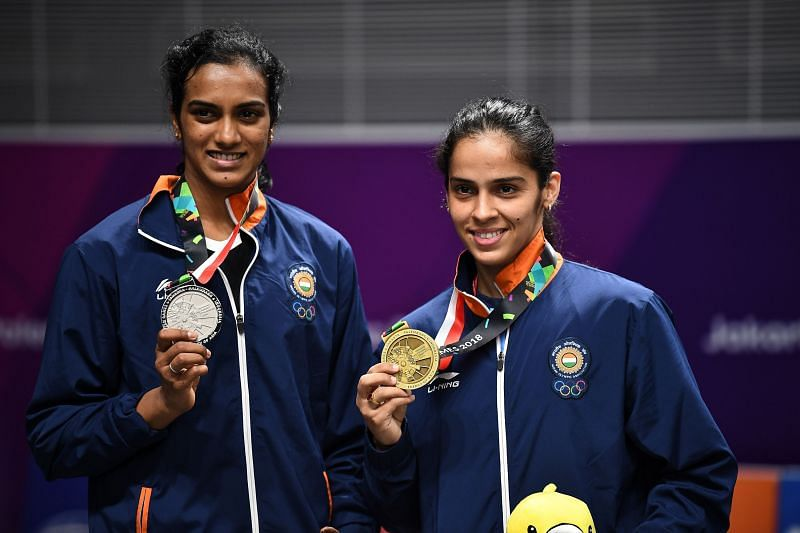 PV Sindhu and Saina Nehwal were two of the most popular athletes on Twitter this year