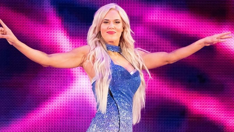 Lana in WWE