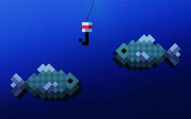 Minecraft is home to plenty of different fish and items that players can get their hands on by fishing (Image via planetminecraft.com)