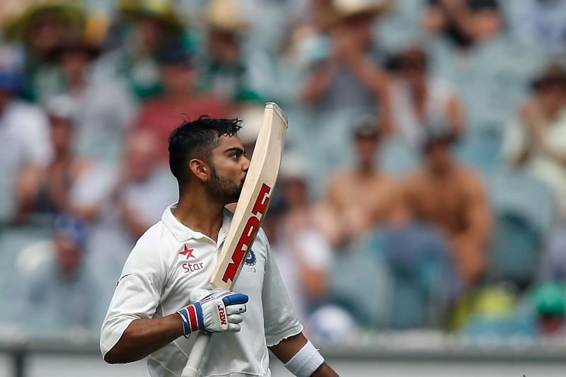 Virat Kohli will be sorely missed by India in the second Test