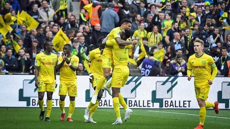 Nantes have struggled this season
