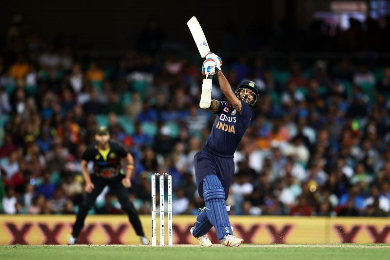 Shikhar Dhawan does not always inspire confidence at the top of the order