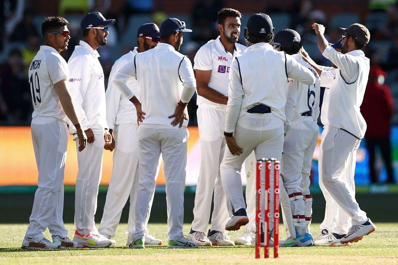 Australia v India: 1st Test - Day 2