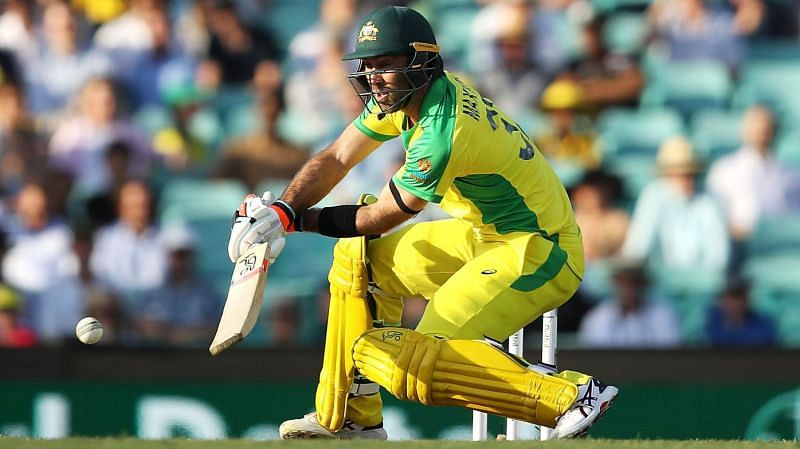 Michael Vaughan thinks that Australia have found the perfect spot for Glenn Maxwell and that is at No.7