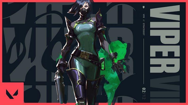 Viper (Image via Riot Games)