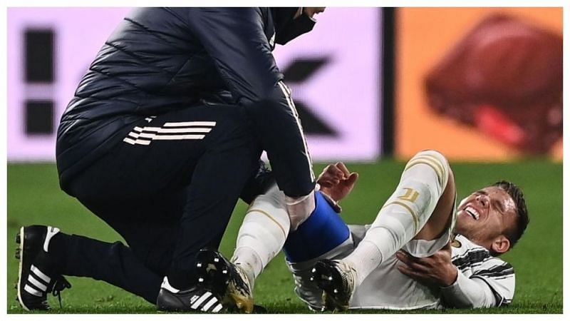 Arthur became the latest casualty for Juventus.