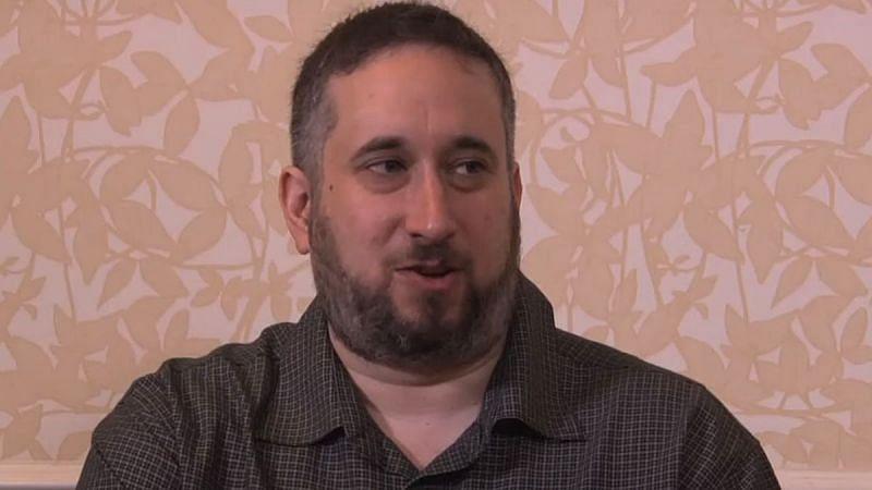 Gabe Sapolsky of EVOLVE Wrestling