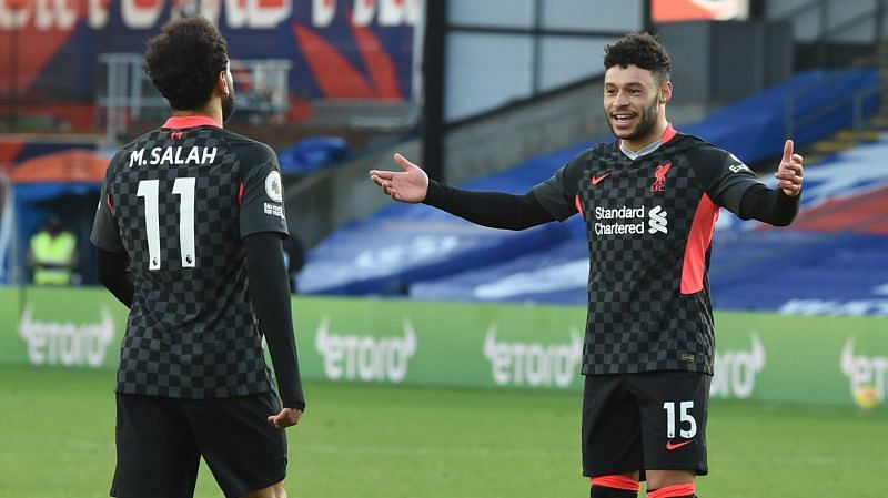 Liverpool recorded a resounding 7-0 win against Crystal Palace