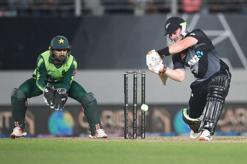 Tim Seifert timed the ball beautifully during his knock of 57 runs.