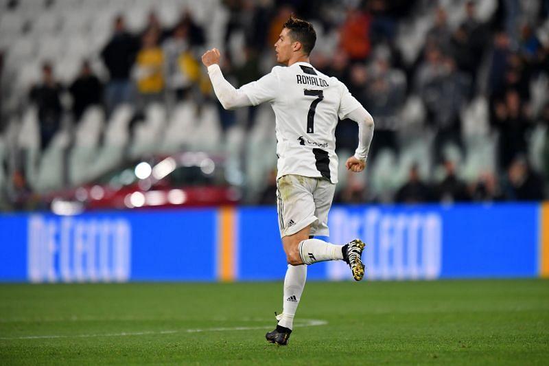 Juventus take on Dynamo Kyiv this week