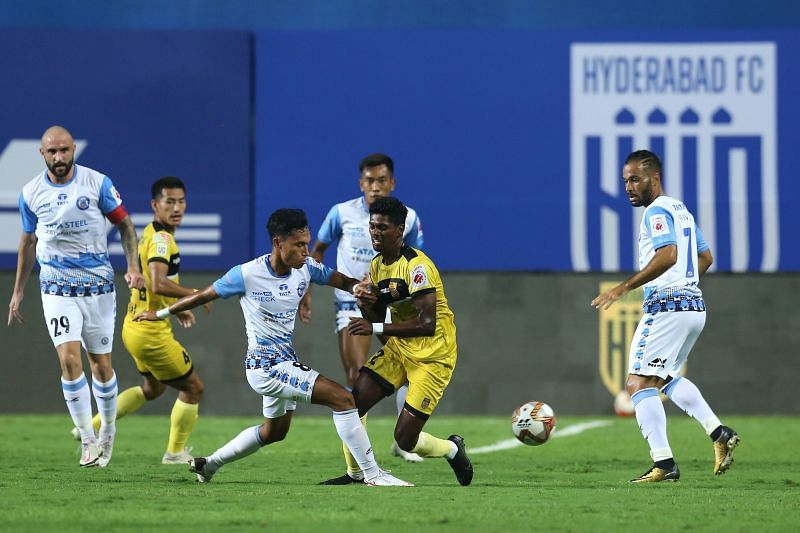 Indian players have been given more chances this season by Manolo Marquez (Courtesy: ISL)