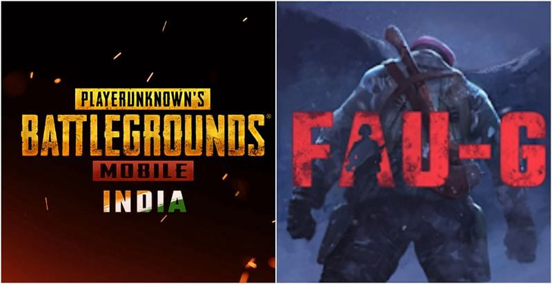 PUBG Mobile India vs FAU-G