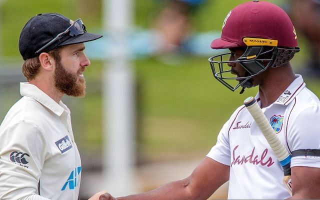 Can Williamson( L) lead his team to another win?