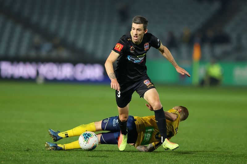 Central Coast Mariners take on Newcastle Jets this week