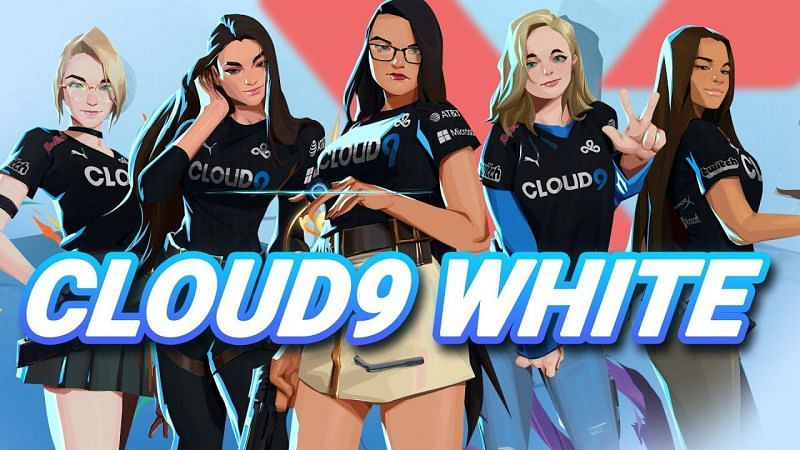 More instances of sexism and harassment towards women in the industry are (Image via Cloud9 Valorant)