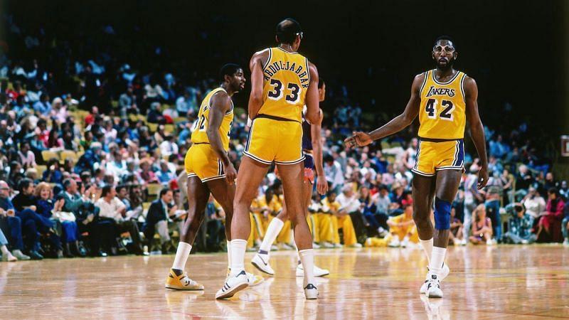 Showtime LA Lakers.