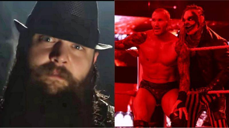 Bray Wyatt sent a message to Randy Orton before WWE TLC 2020