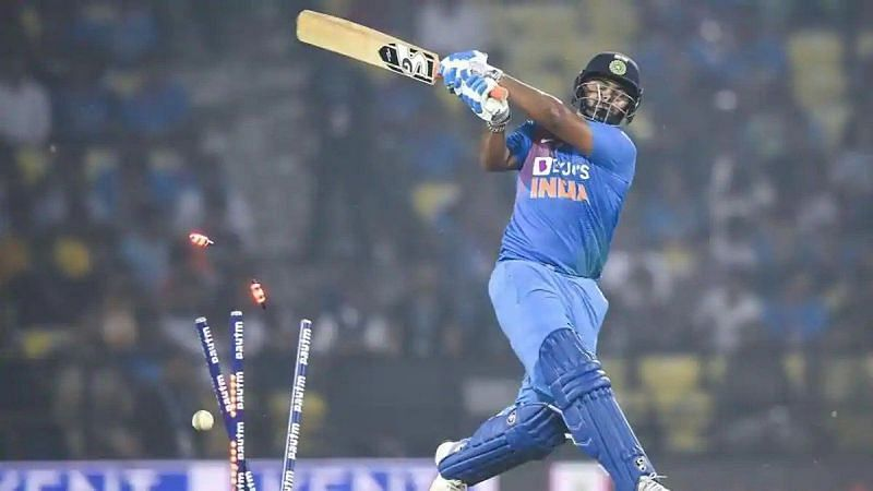 IND v AUS 2020: Rishabh Pant has only himself to blame for not being in  India's white-ball squads, says Aakash Chopra