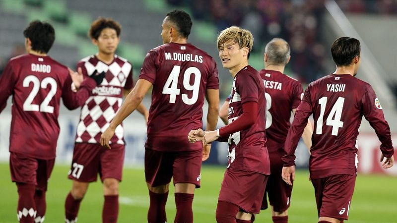 Vissel Kobe have a fully-fit squad ahead of this game