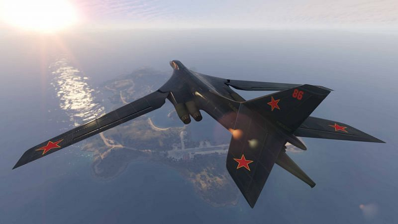 The RO-6 Alkonost is GTA Online