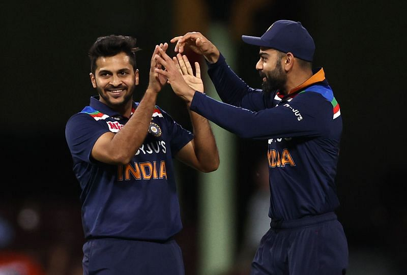 Shardul Thakur was the most successful bowler for the Indian cricket team in T20Is this year