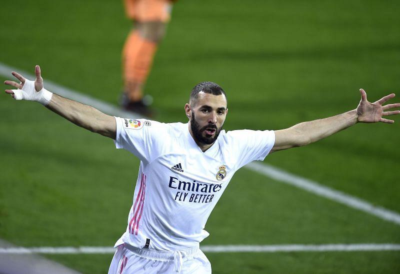 Real Madrid play Granada on Wednesday