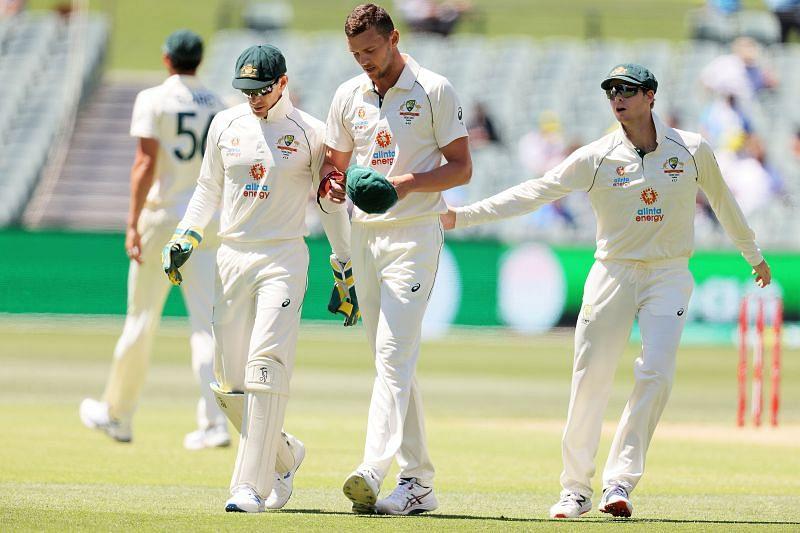 Can Australia take a 2-0 lead in Melbourne?
