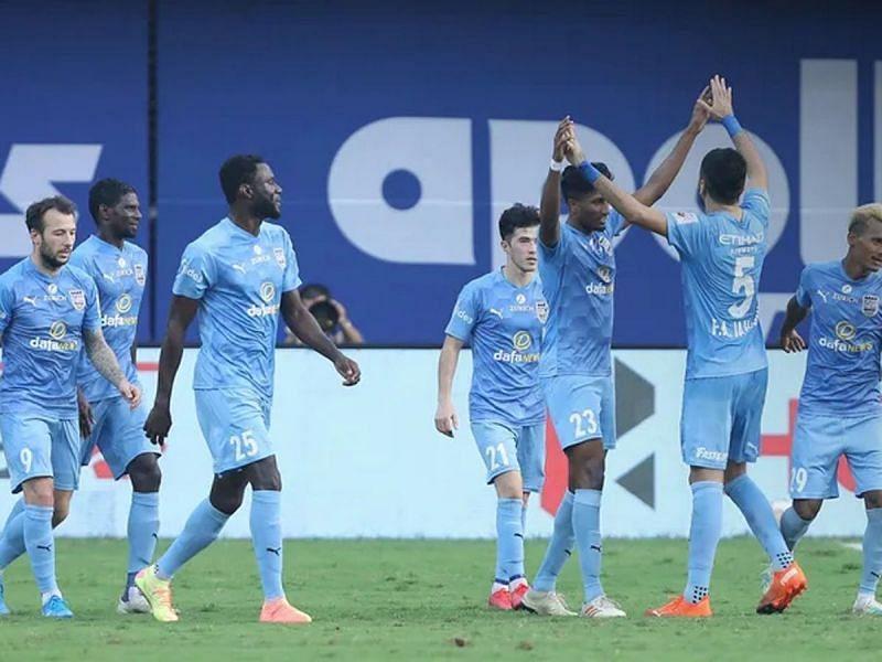 मुंबई सिटी एफसी ने हैदराबाद एफसी को हराया