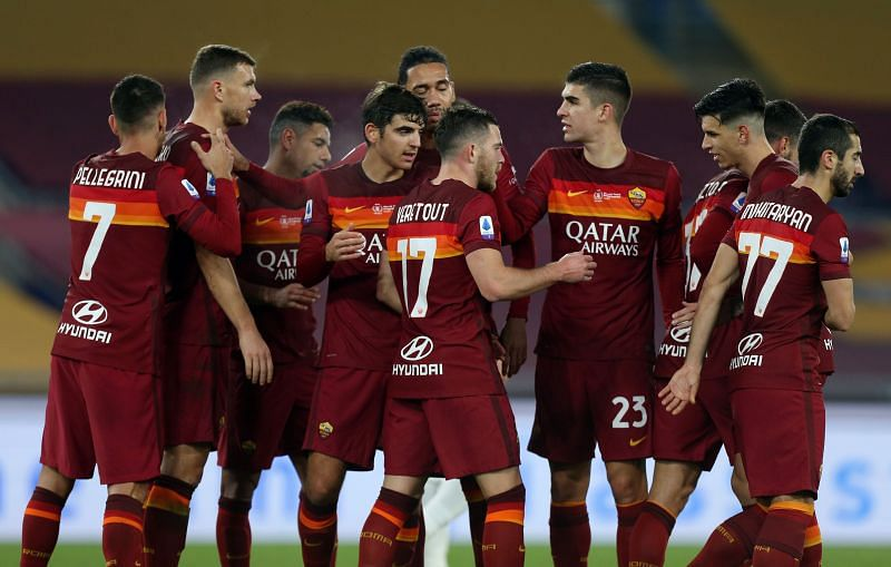 Roma will host Cagliari in their last game of the year