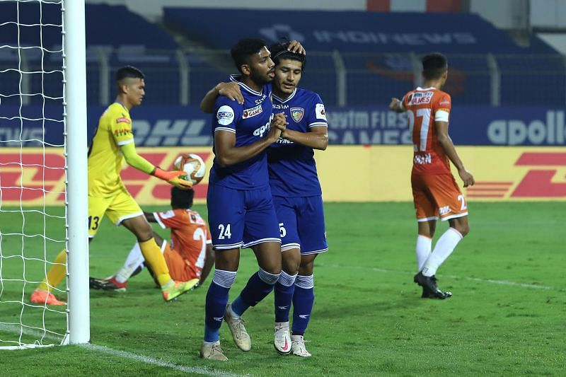 Rahim Ali and Anirudh Thapa have impressed fans this season (Courtesy-ISL)