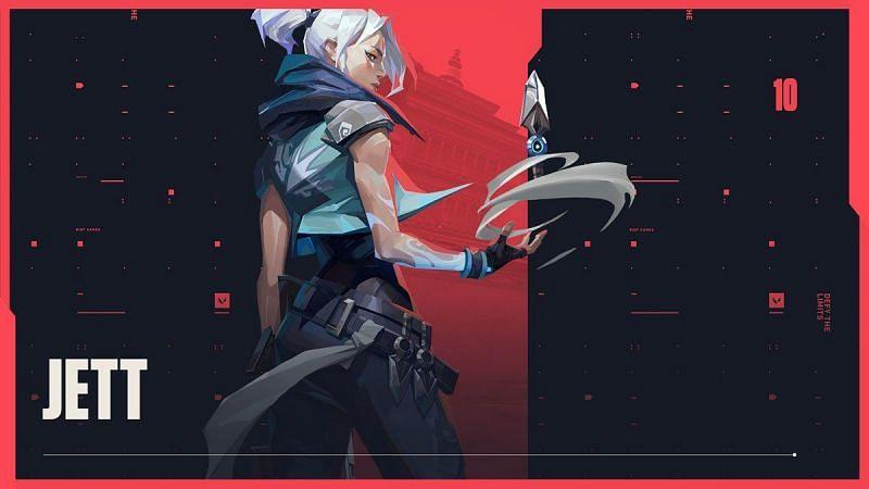 Jett (Image via Riot Games)